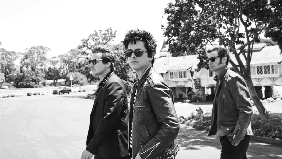 Billie Joe Armstrong เผยเขียนเพลงใหม่ Green Day ได้ถึง 6 เพลง ระหว่างกักตัวอยู่บ้าน
