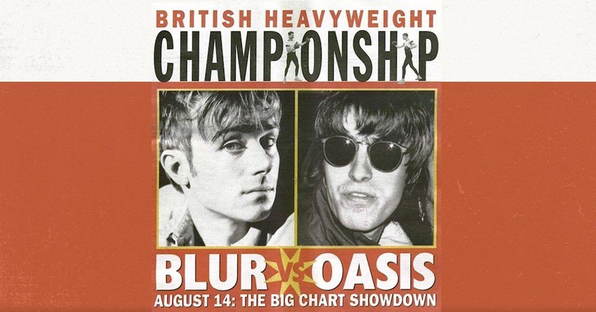 Blur vs Oasis  ใครคือผู้ชนะในศึกแห่งศักดิ์ศรีของ 'สงครามบริตป๊อป'