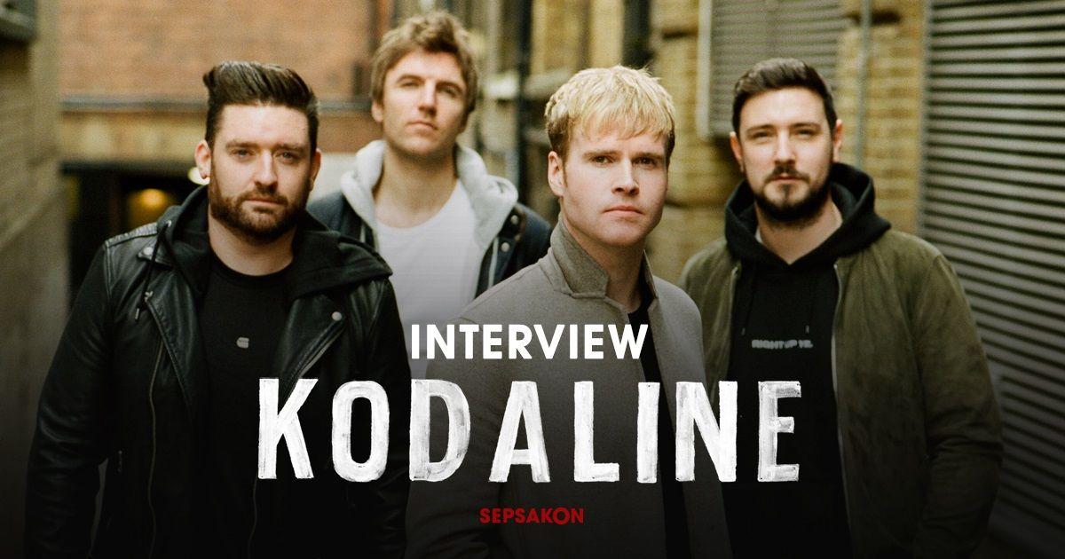 พูดคุยกับ Vincent May มือกลอง Kodaline ก่อนอัลบั้มล่าสุด One Day at a Time จะออกเดือนมิถุนายนนี้