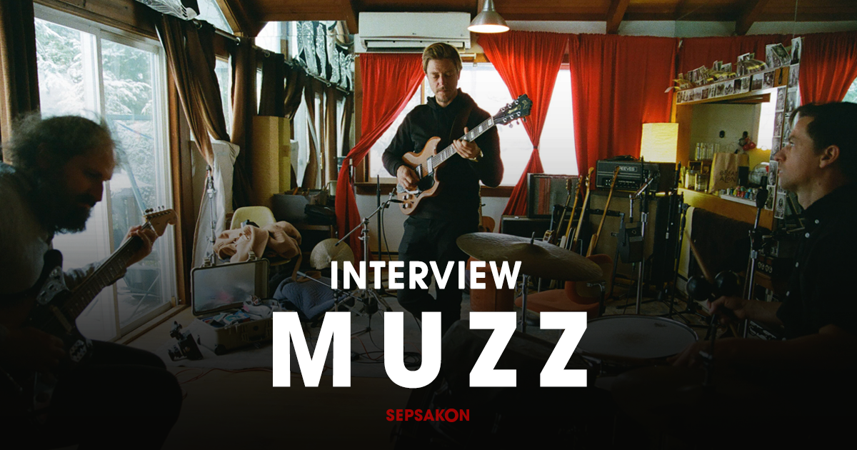 พูดคุยกับ Muzz วงซูเปอร์กรุ๊ปที่นำโดย Paul Banks นักร้องนำ Interpol ถึงอัลบั้มชุดแรกของพวกเขา