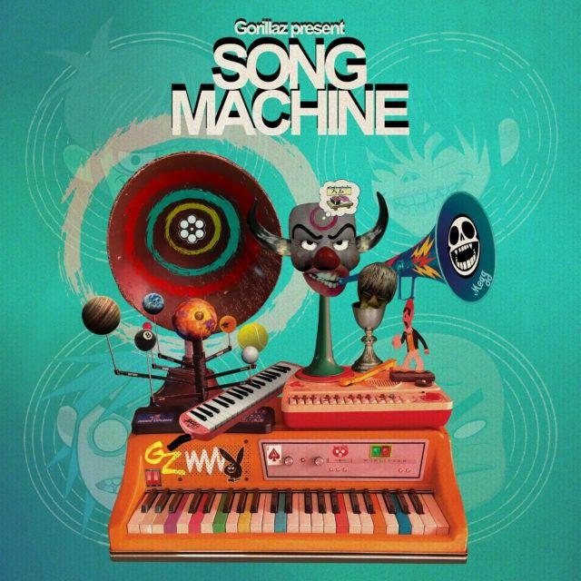 รีวิวอัลบั้ม : Gorillaz - Song Machine: Season One – Strange Timez (2020) อัลบั้มการร่วมงานของบรรดาศิลปินท็อปคลาส