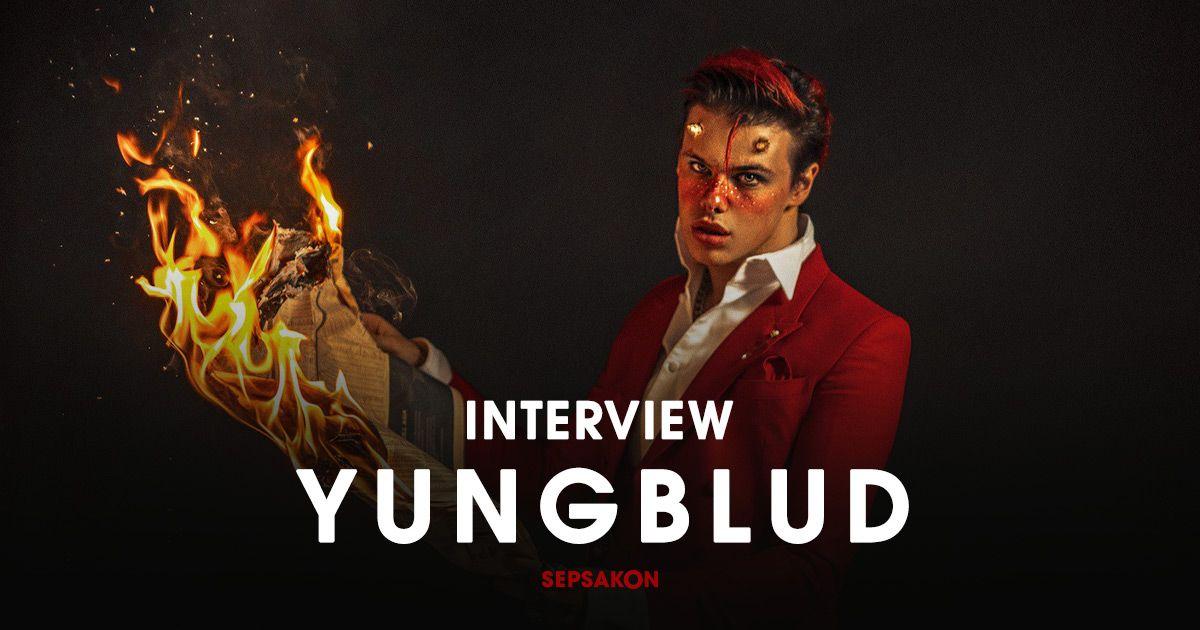 สัมภาษณ์ : YUNGBLUD ความพิลึกในอัลบั้มใหม่ Weird! ที่เหมือนกับนั่งรถไฟเหาะตีลังกา